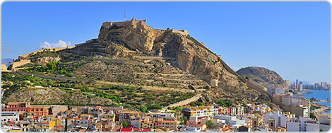 Hotels PayPal in Alicante  Spain
