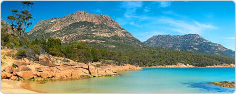 Hotels PayPal in Coles Bay - Freycinet Tasmania Australia