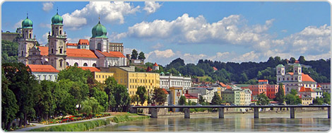 Hotels PayPal in Passau  Germany