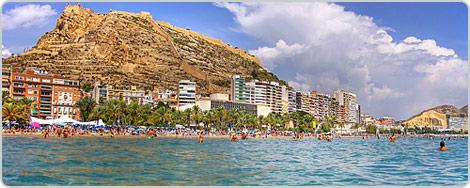 Hotels PayPal in Alicante - Costa Blanca Valenciana Spain