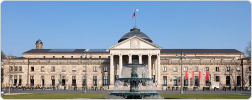 Hotels PayPal in Wiesbaden Hesse Germany