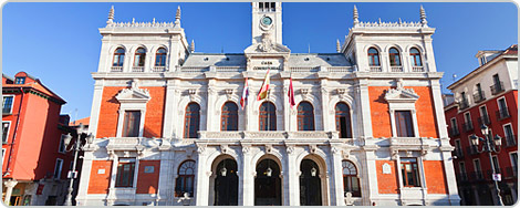 Hotels PayPal in Valladolid Castile and Leon Spain