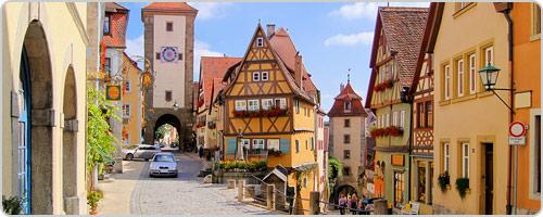 Hotels PayPal in Rothenburg Ob Der Tauber  Germany