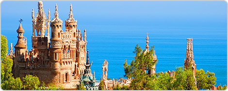 Hotels PayPal in Benalmadena Andalusia Spain