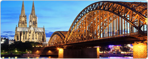 Hotels PayPal in Cologne  Germany