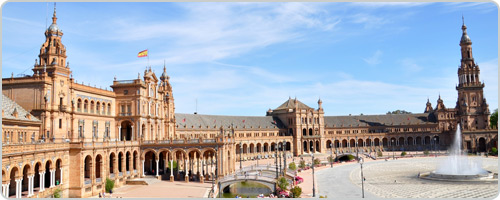 Hotels PayPal in Seville Andalusia Spain