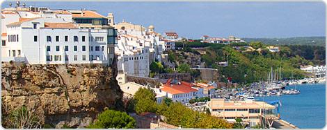 Hotels PayPal in Menorca  Spain