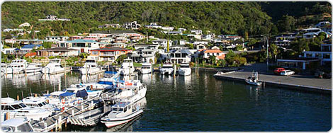 Hotels PayPal in Picton Marlborough New Zealand