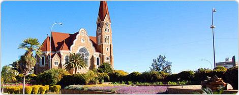 Hotels PayPal in Windhoek  Namibia