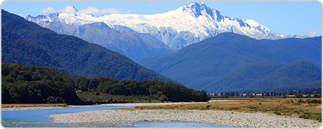 Hotels PayPal in Haast West Coast New Zealand