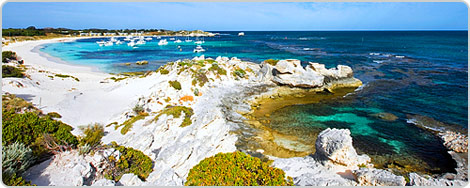 Hotels PayPal in Rottnest Island  Australia