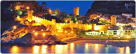 Hotels PayPal in Costa Brava y Maresme  Spain