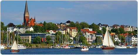 Hotels PayPal in Flensburg  Germany