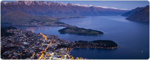 Hotels PayPal in Queenstown Otago New Zealand