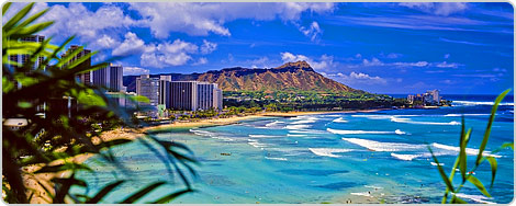 Hotels PayPal in Oahu Hawaii  United States