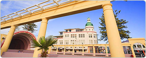 Hotels PayPal in Napier  New Zealand