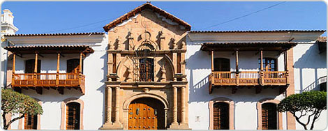 Hotels PayPal in Sucre  Bolivia