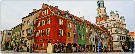 Hotels PayPal in Poznan Greater Poland Poland