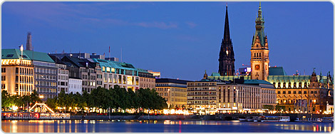 Hotels PayPal in Hamburg  Germany