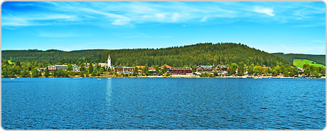 Hotels PayPal in Titisee-Neustadt  Germany