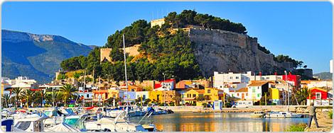 Hotels PayPal in Denia  Spain