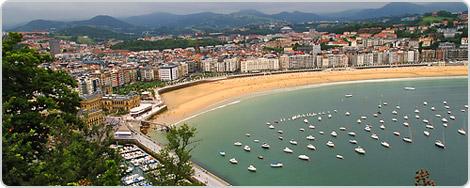 Hotels PayPal in San Sebastian Basque Country Spain