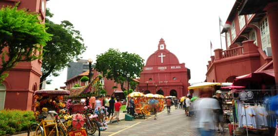 Melaka Malacca Agoda Cashback MilkADeal