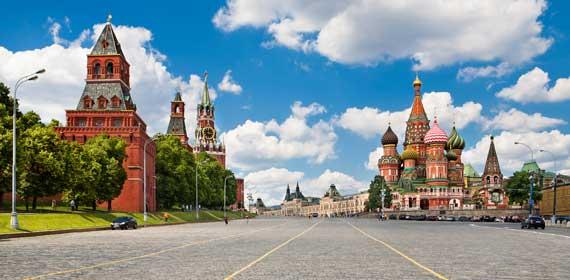 俄导弹保卫莫斯科